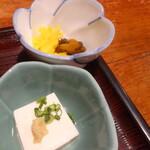 網元料理あさまる - おすすめ5点丼の小鉢