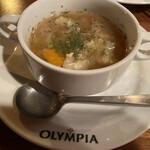 ギリシャ料理&バー OLYMPIA -