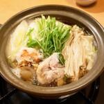 二半亭 - 料理写真:寄せ鍋 650円