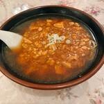 北京 - 麻婆麺の引きの写真