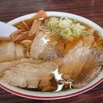 森田屋総本店 - チャーシュー麺 950円