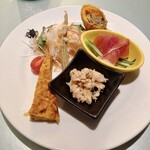 XYLONG - ランチの前菜