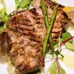 肉バル ジラソーレ - イベリコ豚のグリル