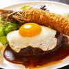 麻布笄軒 - 料理写真:笄軒といえばコレ!洋食プレート