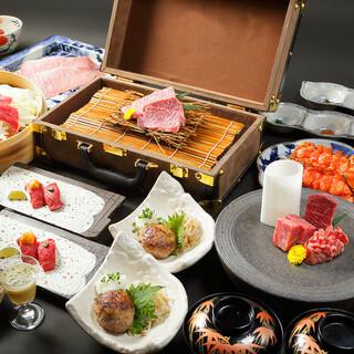A5和牛の雌牛&神戸ビーフにこだわったプレミアム焼肉専門店