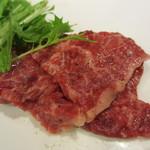 神戸焼肉かんてき - カイノミステーキ