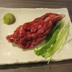 神戸焼肉かんてき - 黒毛和牛厚切りハラミ