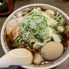 丸 中華そば - 料理写真:醤油(ネギ増し、味玉)