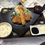 神戸パインウッズゴルフクラブ レストラン - 料理写真: