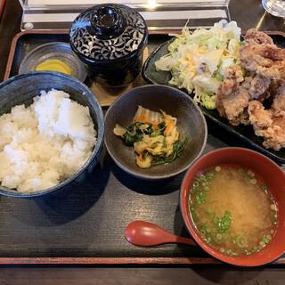 彩菜茶屋レストラン - 料理写真:竜田定食(690円)