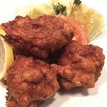 142458365 - 【写真追加】鶏の唐揚げ