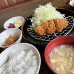 カツレツ亭 - 料理写真: