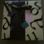 ファミーユ - 料理写真:おしゃれな箱