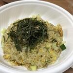 大和名物大餃子の店 サイヨー - きゅうりと大葉のサッパリ炒飯