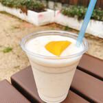 果物小町のソフトクリームパーラー -