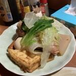 メンガテー - 料理写真:おでん盛り