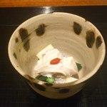 大和屋 横浜店 - 前菜です。