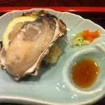 石田屋旅館 - 岩ガキ