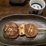 むらやま - 串焼き(生しいたけ)