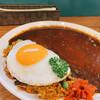 oujimurugi- - 料理写真:ナシカレー 1080円
