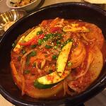 李さんの台所 - 太刀魚のチム。