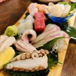 海鮮和食と日本酒 もっせ -