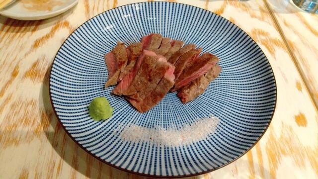 日本酒バル 萬亮の料理の写真