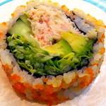Sushiマヨ - 太巻きです