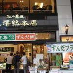 玉澤総本店 - 繁華街です!
