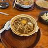 Yamamotoyahonten - 料理写真:味噌煮込みうどん玉子入り