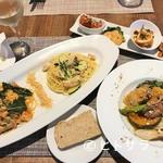 taverna TAKEDA - 本場シチリアの多彩な味わいを気軽に楽しめる『ランチコース』※要予約※
