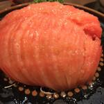 新料理 都留野 - トマトサラダ(600円)