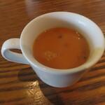 ゼイティン - レンズ豆のスープ