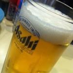 甚兵衛 - 生ビール