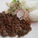 割烹やま - 洋食のビーフシチュー
