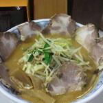 九一麺 - 料理写真:コク味噌チャーシュー