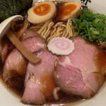 井田商店 - 料理写真:特醤油ラーメン