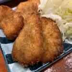 大番 - 白身魚フライ