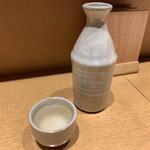 うどん居酒屋 粋 - 日本酒 亀の尾