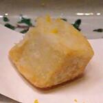 142497326 - 海老芋の揚げもの