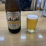まんぷく亭 - 瓶ビール