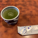 Echigoya - お茶とおしぼり