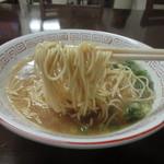 14250639 - 麺のアップ(中華そば)