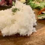 BISTRO KUON - ご飯