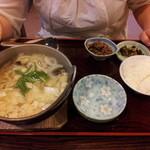 恵比寿亭 - 料理写真:押し包丁定食