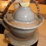 14251343 - 松茸の土瓶蒸し 【 2012年8月 】