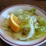 うしかばぶう - サラダ
