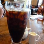 うしかばぶう - アイスコーヒー