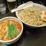 麺 鶴亀屋 - 台湾つけ麺(特盛)