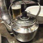麺 鶴亀屋 - わりスープ